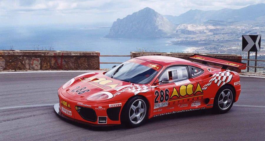 ACCA e la Ferrari