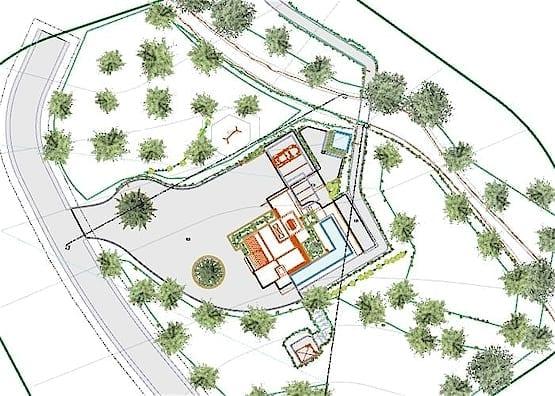 Software progettazione giardini edificius land acca for Software per planimetrie