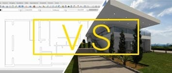 CAD vs BIM: quali sono le differenze?