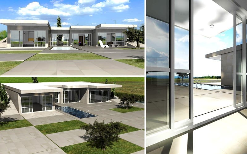 Edificius - Software BIM - Rendering