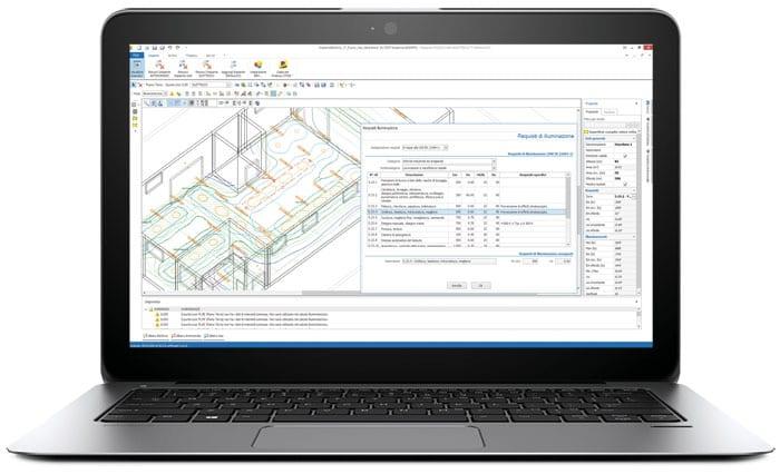Software progettazione impianti elettrici impiantus - Norme per impianti elettrici civili ...