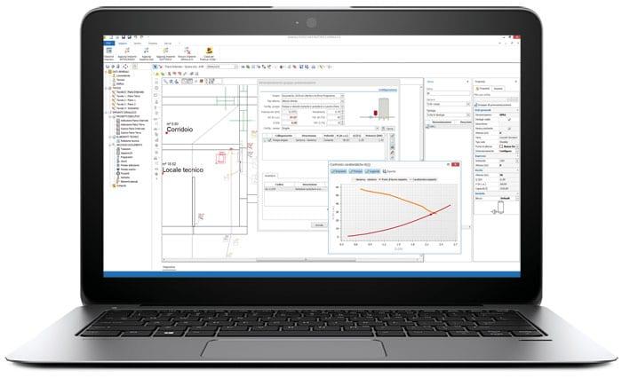 Software progettazione impianti idraulici impiantus for Software progettazione impianti irrigazione gratis