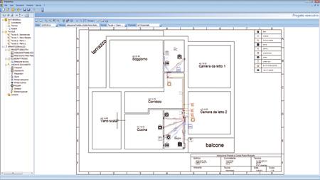 Software progettazione impianti idraulici infissi del - Software progettazione bagno ...