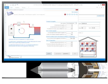 Software gratuito per la contabilizzazione di calore - TerMus-CRT TRIAL