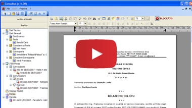 Anteprima Video Consultus - Software CTU