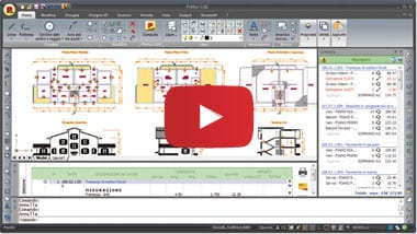 Anteprima Video PriMus-CAD - Software CAD-Computo