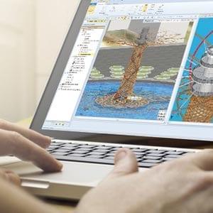 Software bim architettura edificius acca software for Software di progettazione di architettura domestica