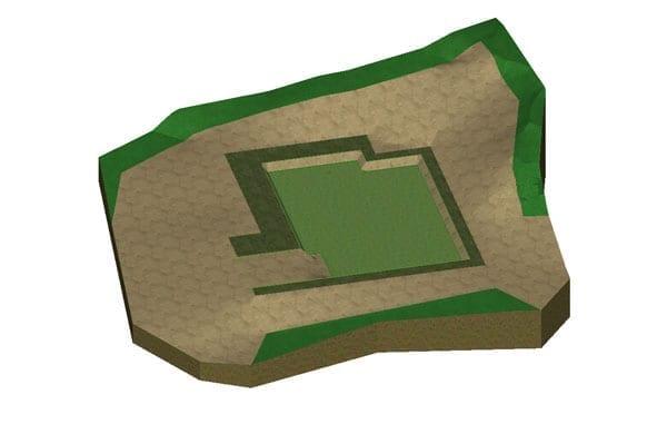 Software modellazione terreno 3d con edificius acca software for Software di progettazione del pavimento domestico