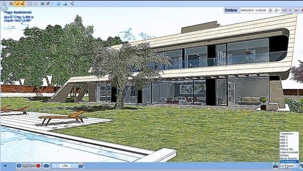 Software per rendering 3d di architettura edificius for Programmi per rendering
