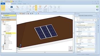 Simulazione energetica dinamica di edifici termus plus for Software di progettazione di edifici domestici