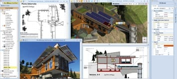 Software progettazione giardini edificius land acca for Software di progettazione di edifici domestici
