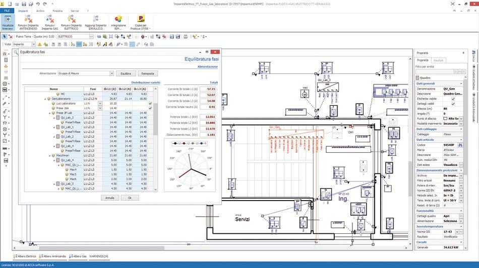 Schemi Elettrici Come Leggerli : Software progettazione impianti elettrici impiantus