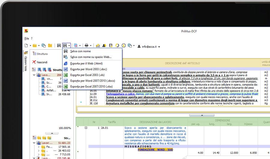 Modello preventivo excel gratis modello preventivo excel for Computo metrico estimativo excel