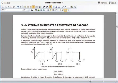Software calcolo cerchiature calcolus cerchiatura acca - Apertura vano in muratura portante intervento locale ...