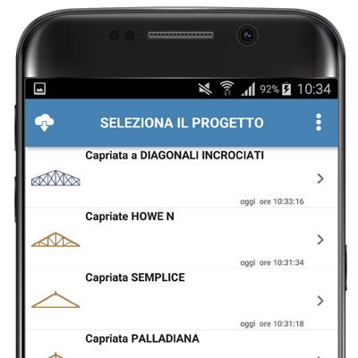 App Calcolo Capriate In Legno E Acciaio Free Acca Software