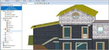 Software calcolo strutturale murature edilus mu acca for Software di progettazione di edifici domestici