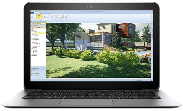 Progettare Il Giardino Software Gratis : Software progettazione giardini edificius land acca software