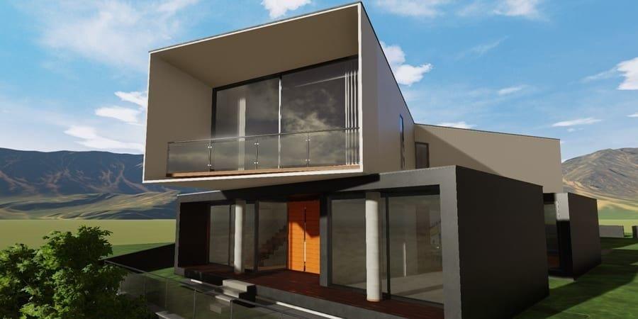 Software per rendering 3d di architettura edificius for Programma rendering free