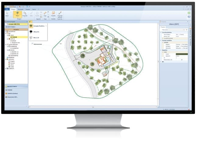Software Modellazione Terreno 3D