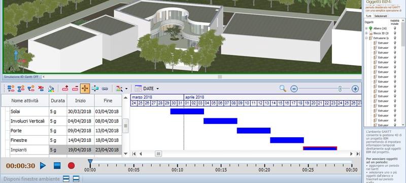 Software bim architettura edificius acca software for Progetto software