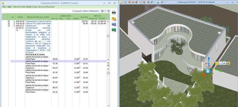 Software bim architettura edificius acca software for Programma architettura gratis