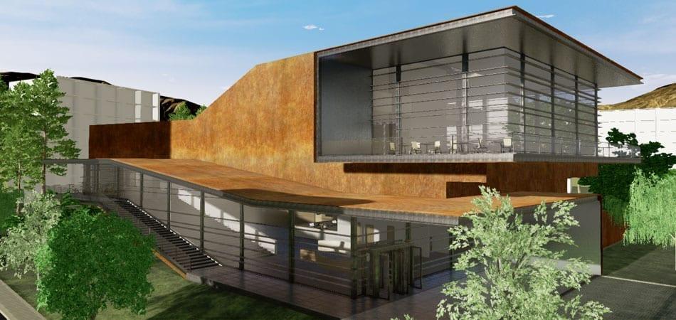 Software per rendering 3d di architettura edificius for Programma architettura gratis