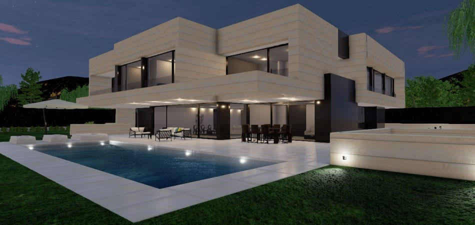 Software per rendering 3d di architettura edificius for 3d design per la casa online gratuito
