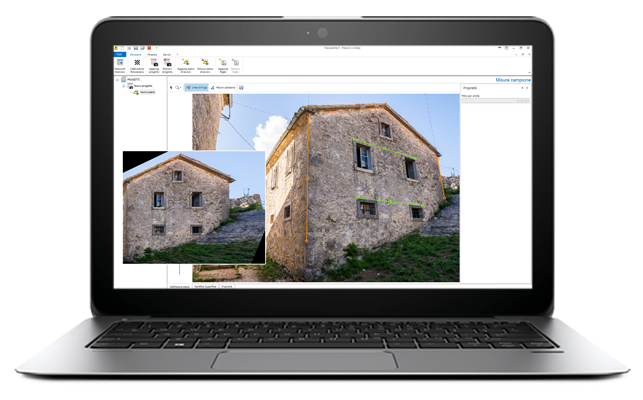 Software Rilievi fotografici a distanza
