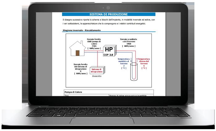 Software progettazione impianti geotermici geotermus for Software progettazione impianti irrigazione gratis