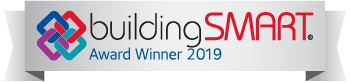 buildingSMART International - Award Winner 2019