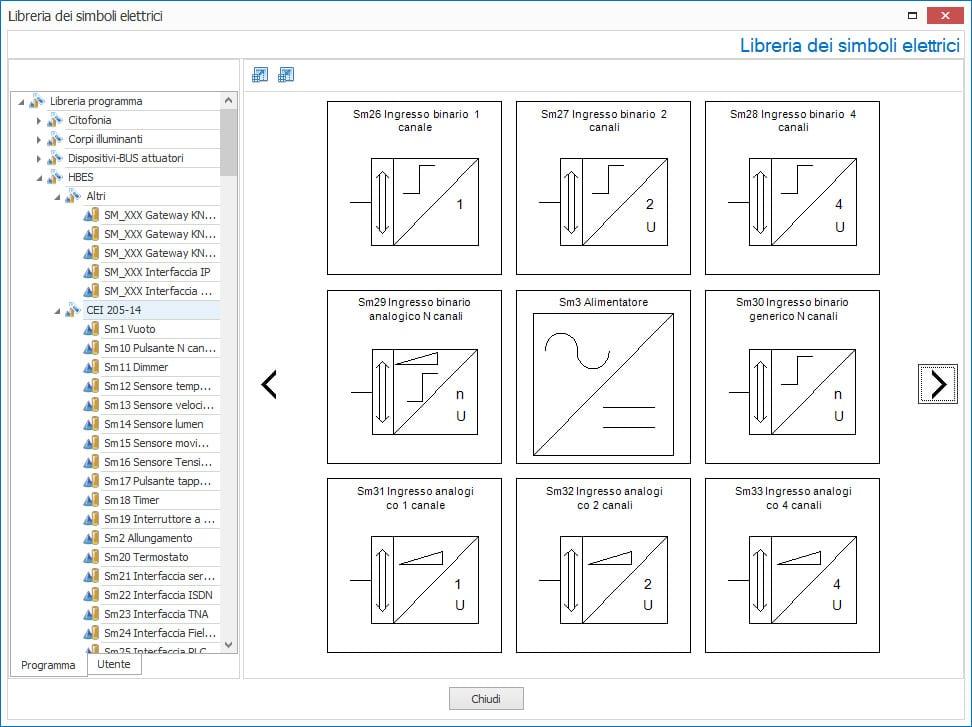 Software Progettazione Impianti Elettrici Impiantus