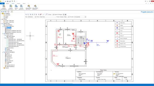 Software progettazione reti gas impiantus gas acca for Progetto software