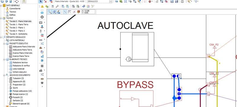 Software Progettazione Impianti Idraulici Impiantus Idraulico