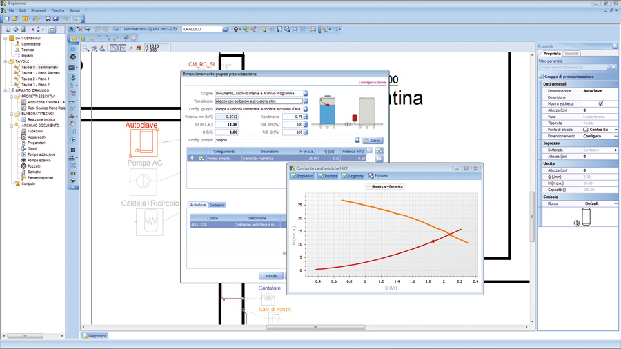 Software progettazione impianti irrigazione gratis for Software di progettazione di mobili gratuiti online