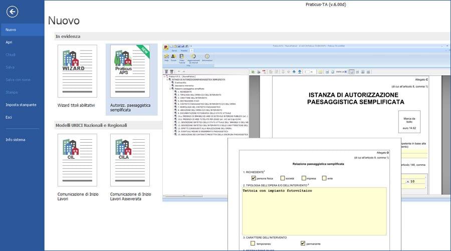 software titoli abilitativi edilizia acca software