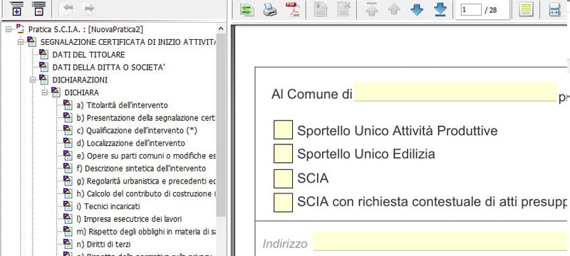 Compilazione modelli unificati e standardizzati con procedura guidata - Praticus-TA - ACCA software