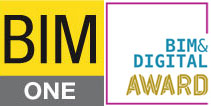 BIM ONE Premio BIM&DIGITAL AWARD 2018