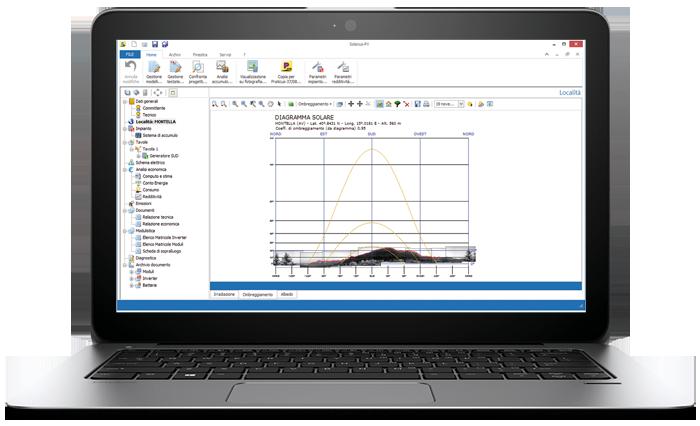 Software per la progettazione di impianti fotovoltaici 90