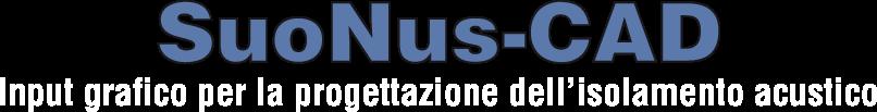 Software progettazione acustica suonus cad acca software for Progettazione interni software