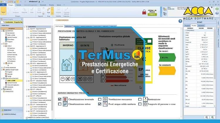 Software Ecobonus 2020 Riqualificazione Energetica Con Nuovo Termus Superbonus 110