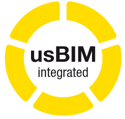 usBIM integrated